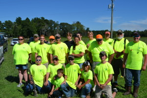 Cover photo for Camden 4-H Shooting Sports Team Advances to State Level Competition!