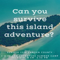 4-H Island Adventure header image