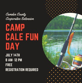 Cover photo for Camp Cale Fun Day Registration Now Open