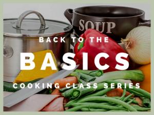 Back to the Basics flyer image