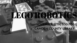 Cover photo for Lego Robotics Night
