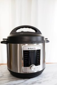 Image of a pressure cooker