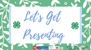 Cover photo for Let's Get Presenting!