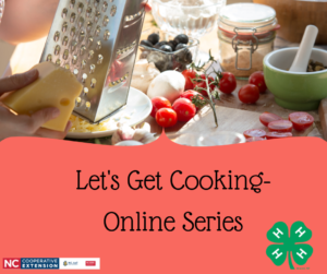 Cover photo for Let's Get Cooking!