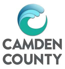 Camden County logo image