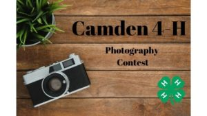 Cover photo for Camden 4-H Photography Contest