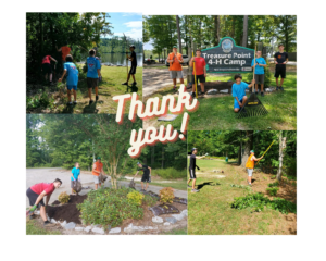 Cover photo for Special Thanks to Boy Scout Troop #158