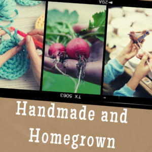 Cover photo for Homegrown and Homemade Contest