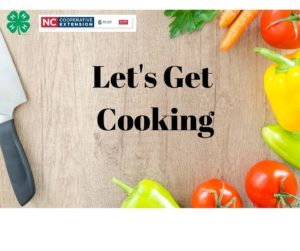 Cover photo for Let's Get Cooking Series