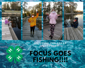 Cover photo for FOCUS Group Goes Fishing!