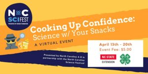 Cover photo for Cooking Up Confidence: Science With Your Snacks