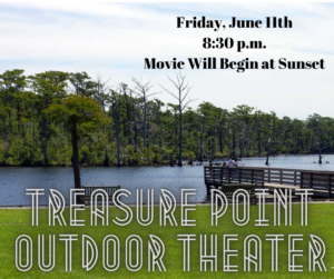 Cover photo for Treasure Point Outdoor Theater
