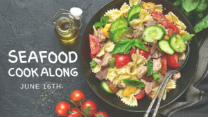 Cover photo for Seafood Cook Along