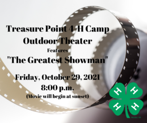 Cover photo for Treasure Point 4-H Camp Outdoor Theater